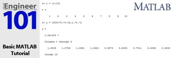MATLAB Element by Element Operations - Engineer101