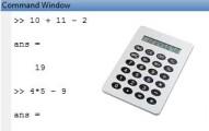 MATLAB Calculator